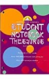 Random House Webster's Student Notebook Thesaurus, Third Edition - Girl, Random House Disney Staff, 0375722297