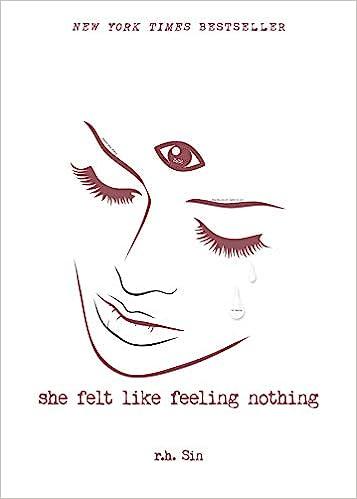 4019cbe79d4 Amazon.com: She Felt Like Feeling Nothing (0050837421097): r.h. Sin: Books