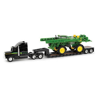 (John Deere 1/64 Semi with R4038 Sprayer )