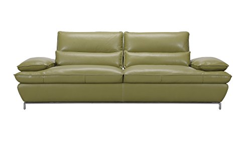 Creative Furniture Naomi Sofa, Olive