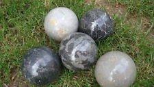 Zen Man 054080 Décoration de jardin Boules en pierre naturelle ...