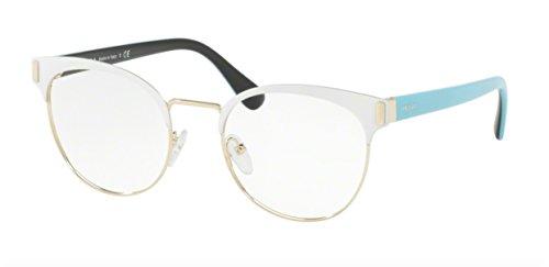 New Prada Eyeglasses Frames - Prada Women's PR 63TV Eyeglasses 50mm