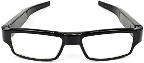 Opinión sobre Eurowebb - Gafas con mini cámara espía Full HD 1080P (16 GB), color negro