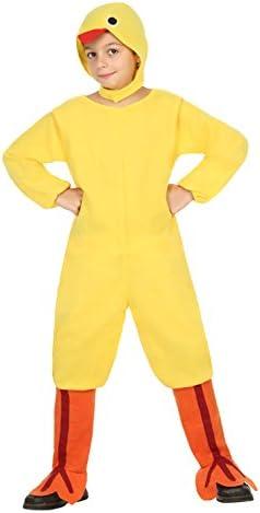 Atosa-22133 Disfraz Pollo, Color Amarillo, 5 a 6 años (22133 ...