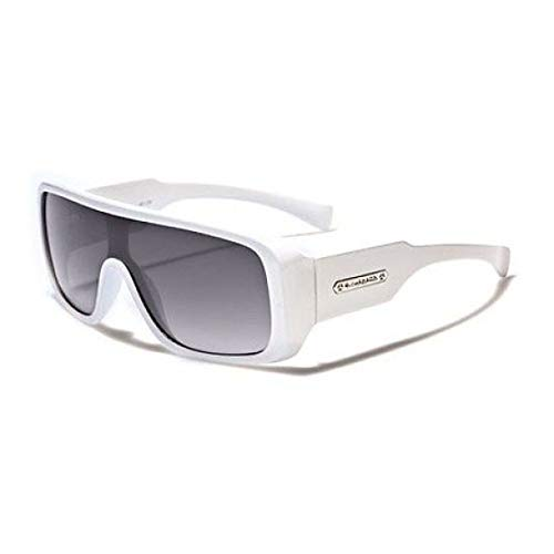 Biohazard Goggle Style Mens Designer Sunglasses Celebrity Shades