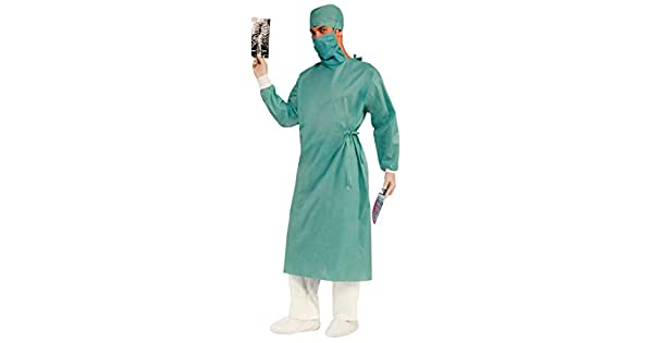 Amazon.com: Forum Novelties Master del Cirujano adulto ...