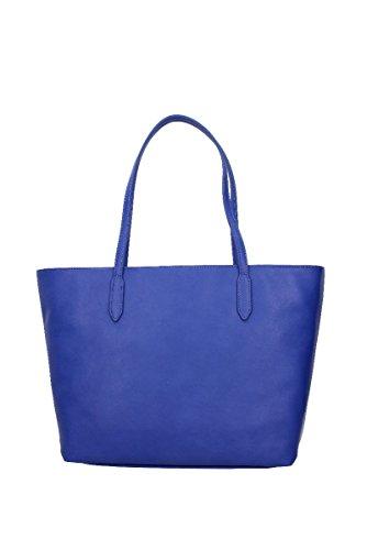 Borse a Spalla Love Moschino Donna - Poliuretano (JC4121PP14LS) Blu