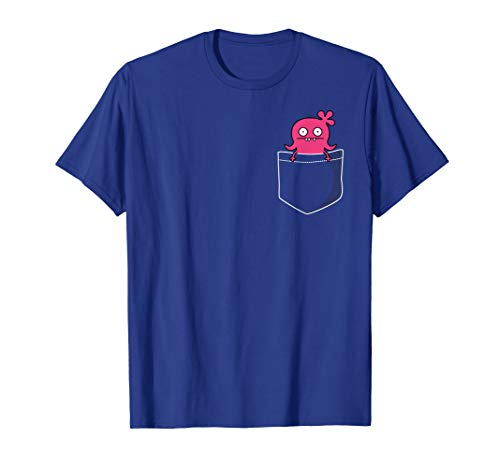 Pocket Moxy T-Shirt - Ugly Dolls Cute Funny Tee Shirt for sale  Delivered anywhere in USA