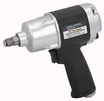 Central Pneumatic 1/2″ Composite Twin Hammer Air Impact Wrench For Sale