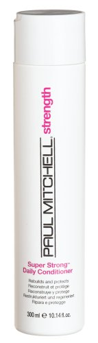Paul Mitchell Super Strong Daily ConditionerOunce 10.14-Ounce Bottles (Pack of 2) (Sculpting Protein Lotion)