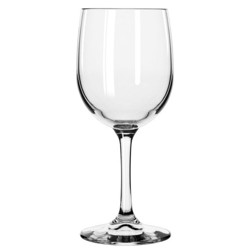 Libbey 8564SR Bristol Valley 8.5 Ounce White Wine Glass - 24 / CS
