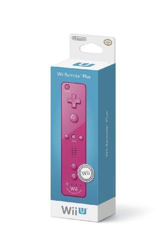 Nintendo Wii Remote Plus - Pink