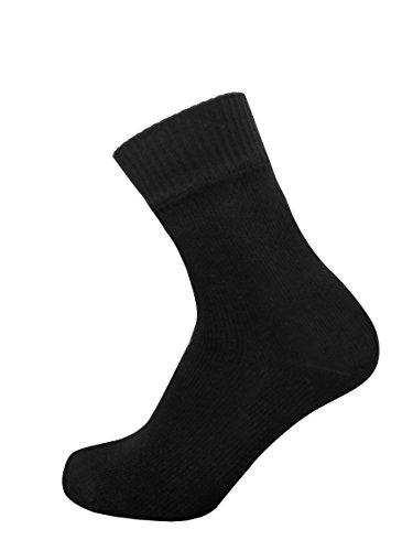 HIKING BIKING 100% Waterproof Socks, Highly Breathable, Windproof