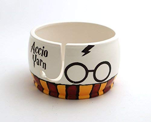 Harry Potter Yarn Bowl