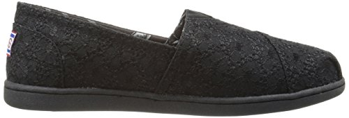 Bliss Skechers Shoe Eyelet BOBS from Black Women's ZqAtHq