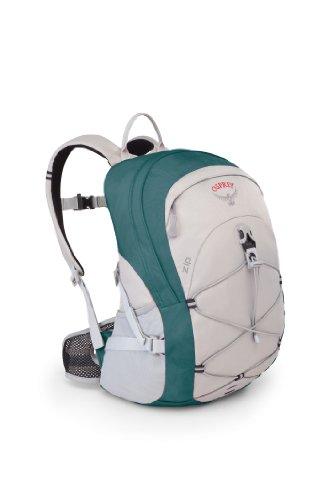 Osprey Kid's 25-Litre Zip Daypack (Berry Blizzard, One Size), Outdoor Stuffs