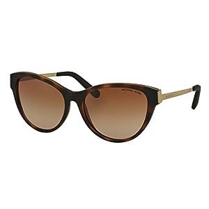 Michael Kors Women's Punte Arenas Dark Tortoise Sunglasses