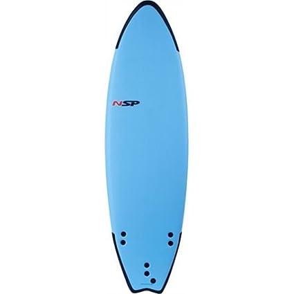 NSP FISH 6'0 P2 Softboard