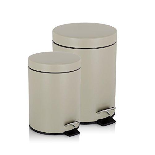 silver bullet trash can - 5