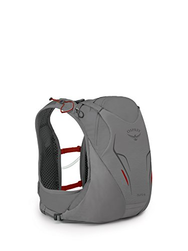 Osprey Packs Osprey Duro 6 Hydration Pack, Silver Squall, M/l, Medium/Large