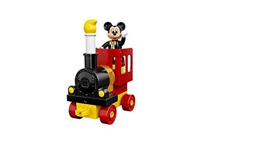 31HwgQIFqmL - LEGO Duplo l Disney Mickey Mouse Clubhouse Mickey & Minnie Birthday Parade 10597 Disney Toy