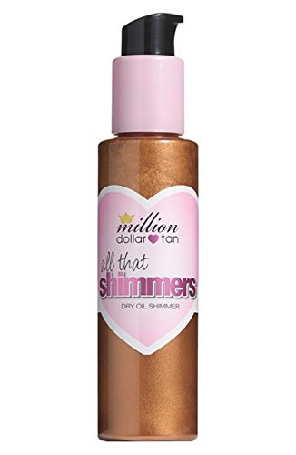 All That Glitters is Gold - Dry Oil Shimmer by Million Dollar Tan