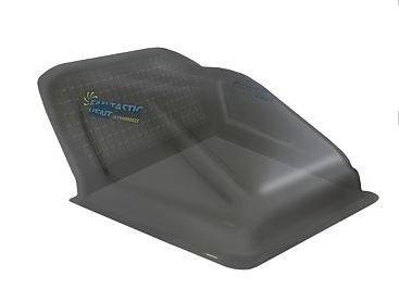 Fan-Tastic Vent UB1500SM Smoke Ultra Breeze Vent Cover