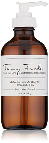 Price comparison product image Tammy Fender Bulgarian Lavender Body Oil, 8 oz