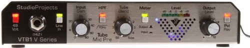 Tube Preamp With Solid State Power Amp