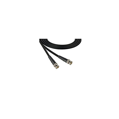 Hdtv Cable Rg6 Bnc (Belden 1694F Flexible SDI-HDTV RG6 BNC Cable 1Ft.-by-TecNec)