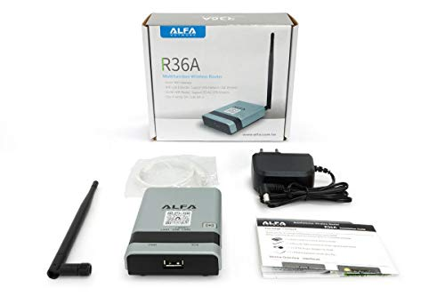 Alfa Networks R36A Multifunction Wireless Router