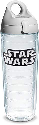 (Tervis Lucas Films Star Wars Logo Water Bottle, 24-Ounce -)