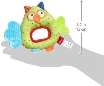 umweltfreundliches ungiftiges Silikon BPA-freies Baby Bei/ßspielzeug f/ür 0-6 und 6-12 Monate Bei/ßringe 3er Pack f/ür Kleinkinder verstellbares Armband Kauen Nat/ürliche Bei/ßringe f/ür Babys