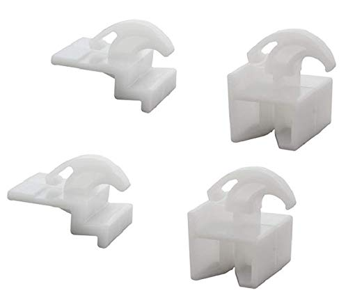 3051162 & 3051163 NON OEM REPLACEMENT FOR FRIGIDAIRE OVEN/RANGE / STOVE - DRAWER GLIDE KIT ()