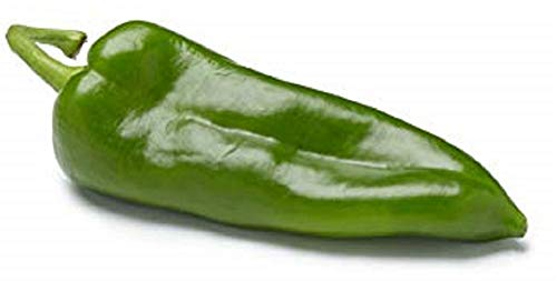 Anaheim Chili - Pepper Anaheim Chili Very Mild Non GMO Heirloom Garden Vegetable Favorite Perfect for Chiles Rellenjos 25 Seeds by Sow No GMO