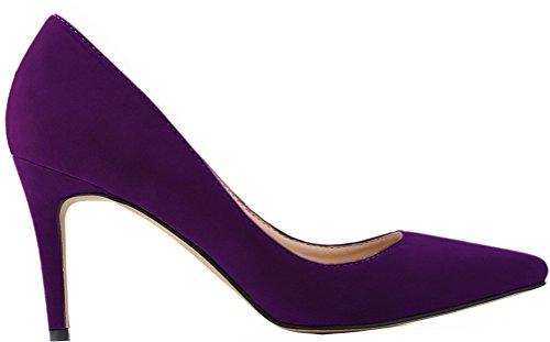 Salabobo Compensées Salabobo Violet Sandales Violet Sandales Femme Femme Compensées wafIq4