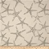 Nautical Draft Stoppers - Unfilled - Window or Door Draft Stopper (Starfish Grey)