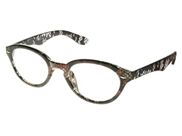 a4792898b1dd Image Unavailable. Image not available for. Color  Chichi Gifts Savannah  Retro Reading Glasses Good ...