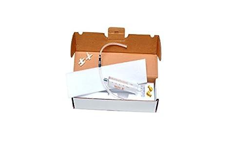 20ml DGA TRUTH Glass Syringe - 3 Way Stopcock - Padded Box +