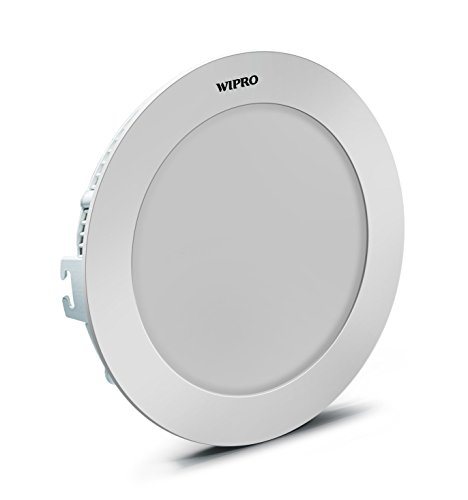 Wipro Garnet Slim 16-Watt Round Panel (Cool Day Light)