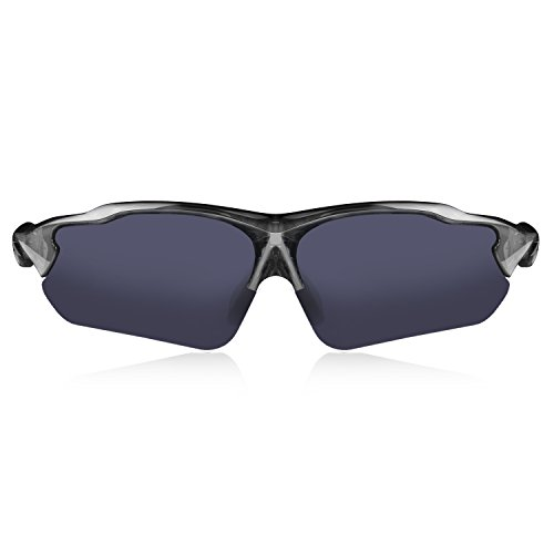 Hulislem Sports Sunglasses Polarized for Men or Women