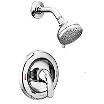 Moen 82604 Finish Adler 1 Handle 1 Spray Shower Faucet