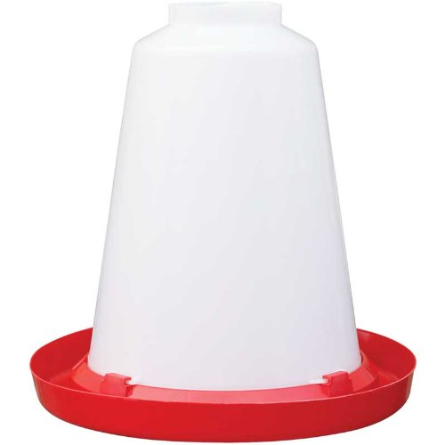 Poultry & Game Bird Fountain - 4 Gallons by Growers Supply