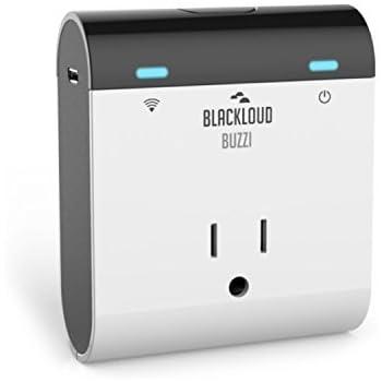 Buzzi Wireless Wi Fi Smart Plug Control Your Electronics