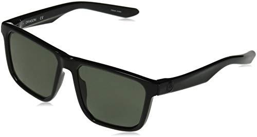 Dragon Alliance Edgar P2 Polarized Sun Glasses for Men/Women, - Edger Frame