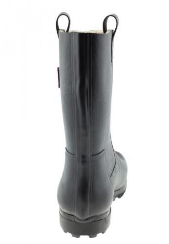 Nokian Footwear Julia Lundsten - Biker Low - Botas de goma para mujer negro - negro