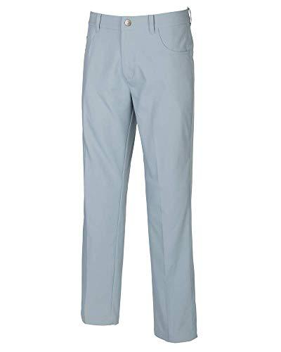 Puma Golf Men's 2019 Jackpot 5 Pocket Pant, Ashley Blue, 32 x 32 ()