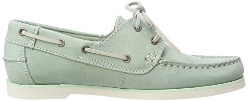 camel active Tropical 70, Scarpe da Barca Donna Turchese (Mint)