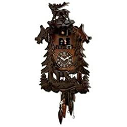 Kassel HHCCRD Kassel Cuckoo Clock with Case by Kassel