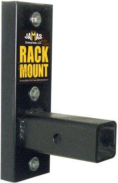 Jamas Rack Mount, 2'' Receiver by Jamas Enterprises, LLC